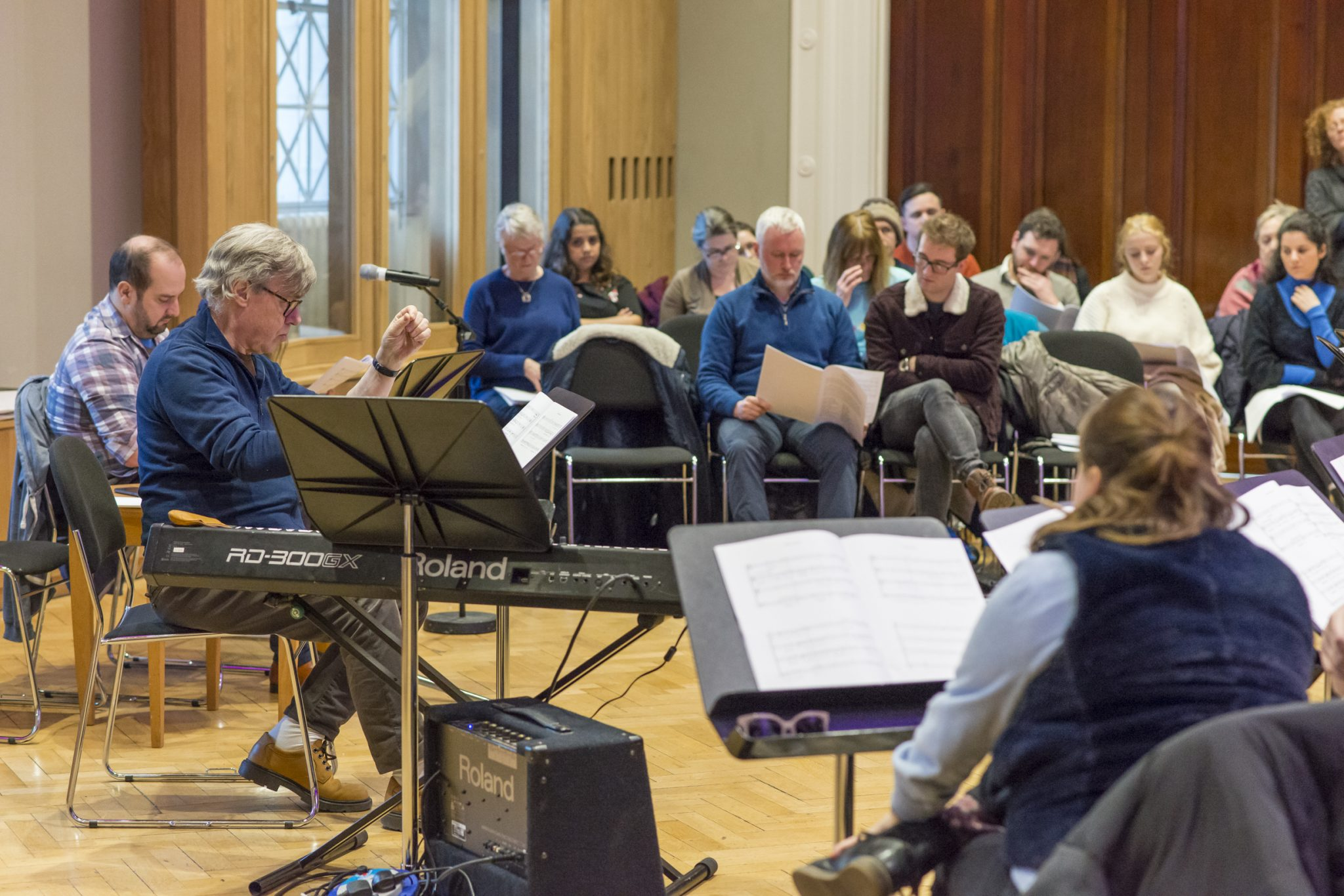 Choral Sketches | Learning & Participation Programme