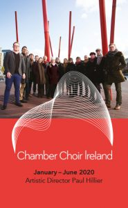 Chamber Choir Ireland Current Season Brochure